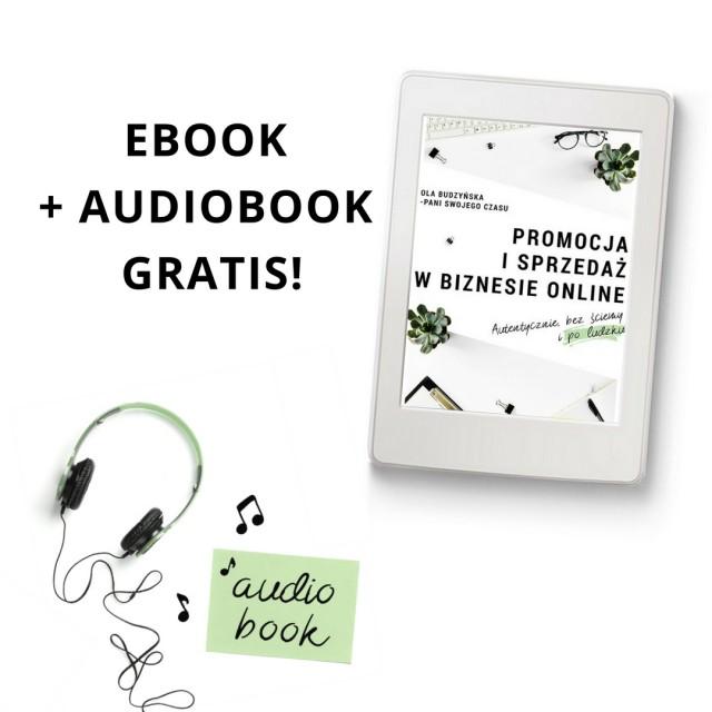 Ebook Promocja i sprzedaż w biznesie online