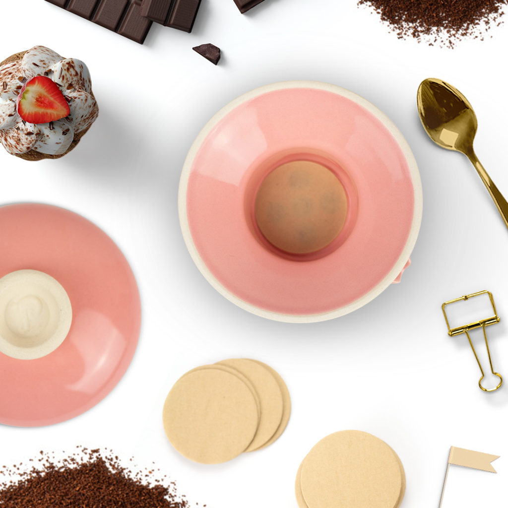 Różowe Slowpresso - do zaparzania pysznej kawy