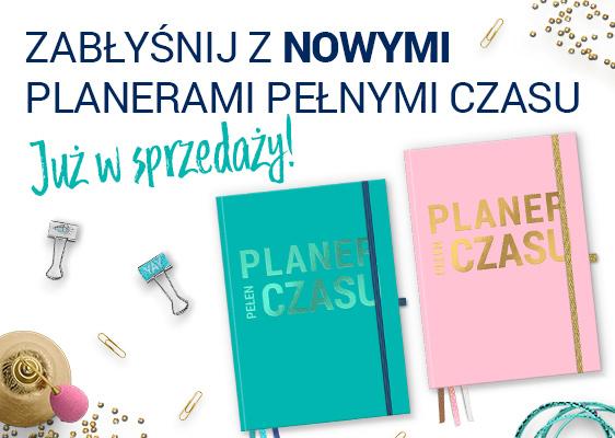Błyszczące Planery Pani Swojego Czasu już w sprzedaży! 562x400