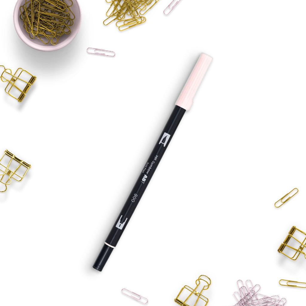 Tombow Baby 800 - bullet journal bujo brush pens
