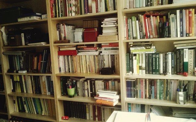 półka z książkami Pani Swojego Czasu