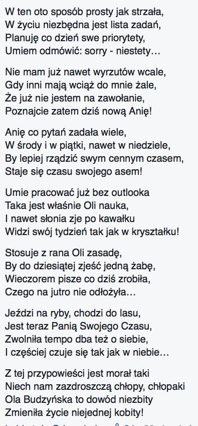 Anna Szelągowska - #2urodzinypsc