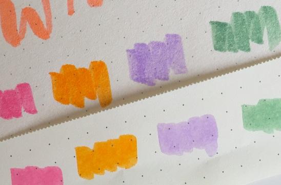faktura papieru - planer pełen czasu od kuchni
