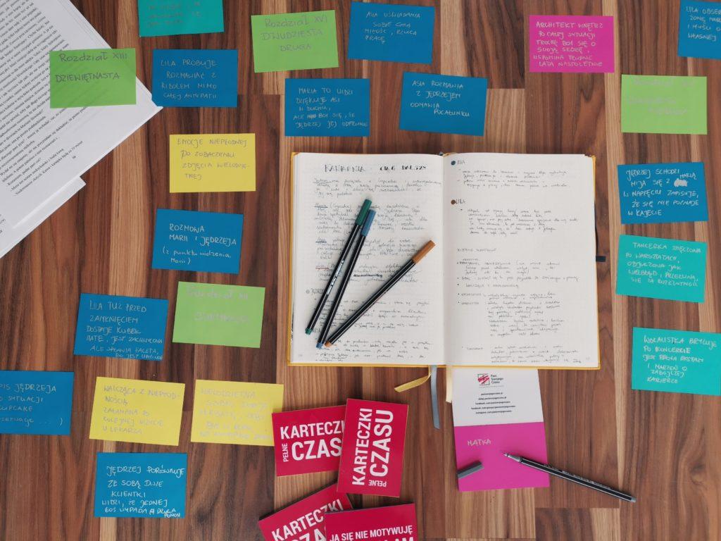 Jak napisać dłuższy tekst i rozplanować nad nim pracę