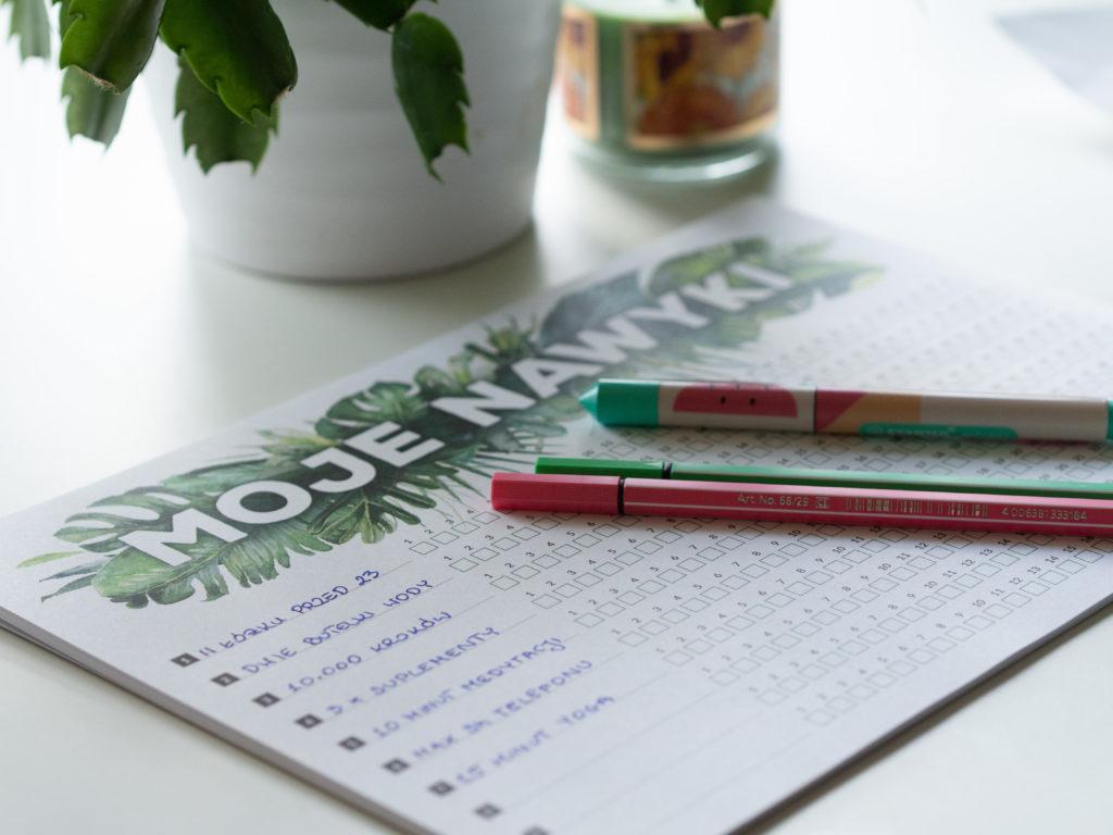Jak budować zdrowe nawyki