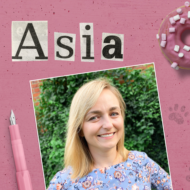 Asia Keńska