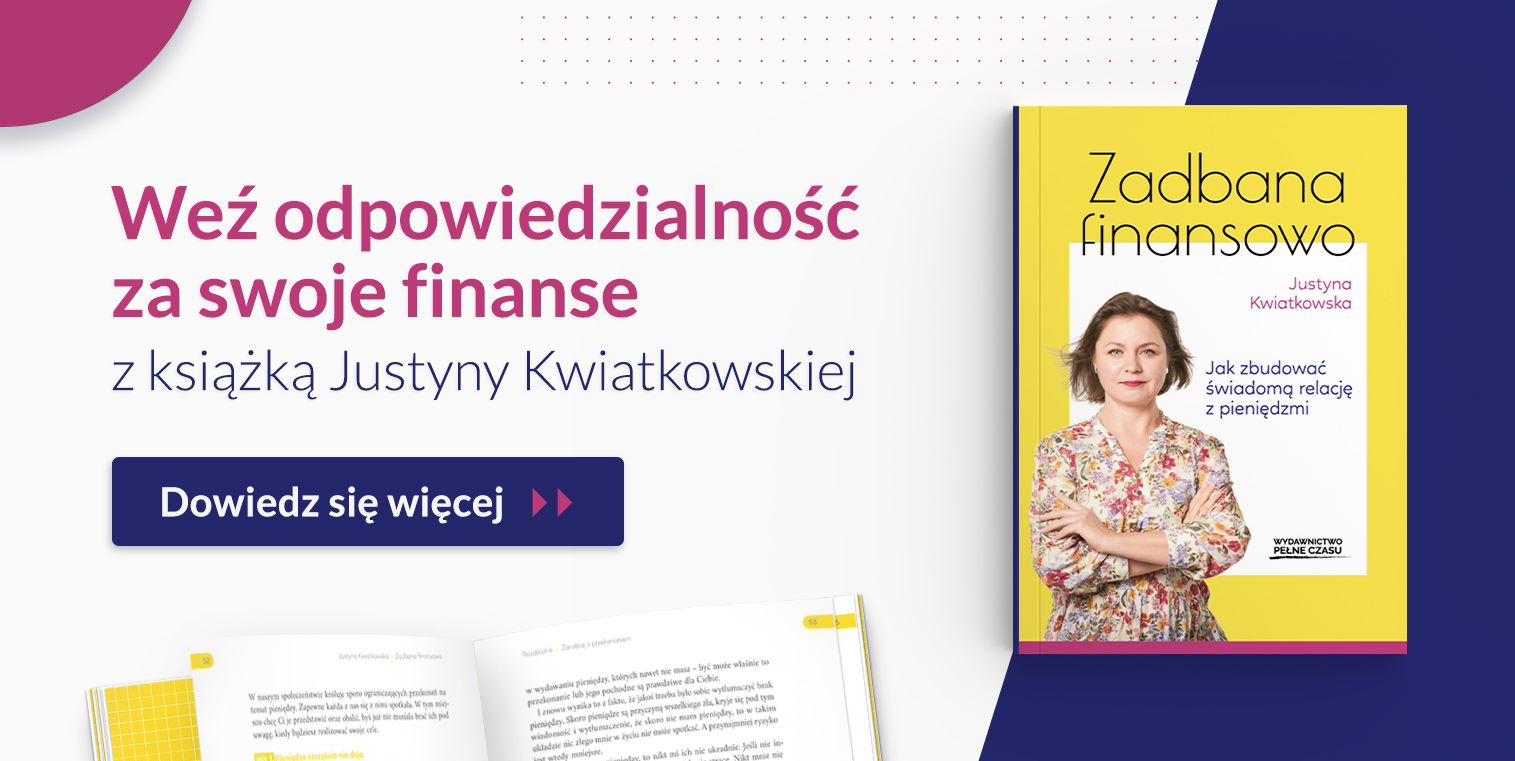 Zadbana finansowo