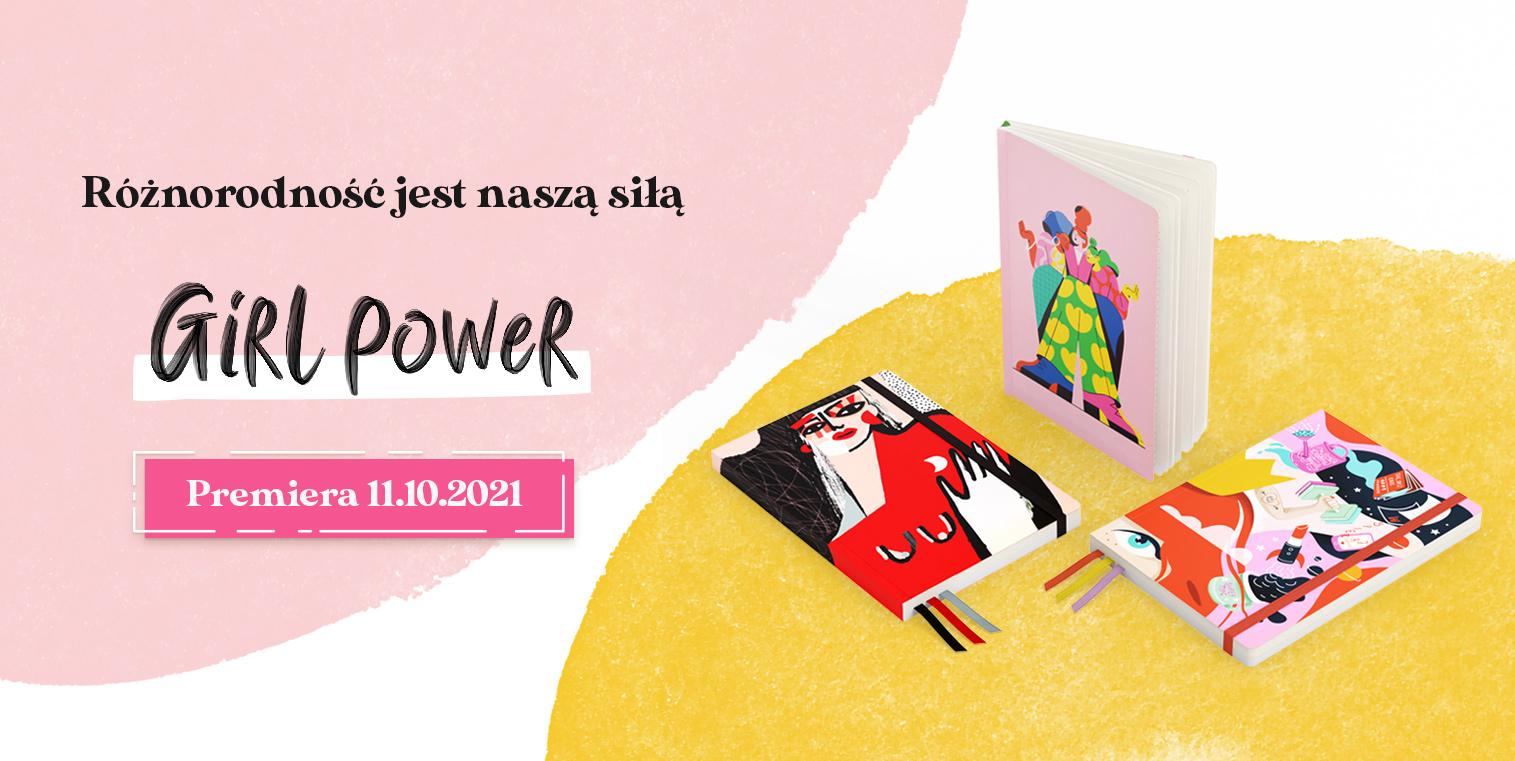 Nowa kolekcja PSC GirlPower już 11 października!